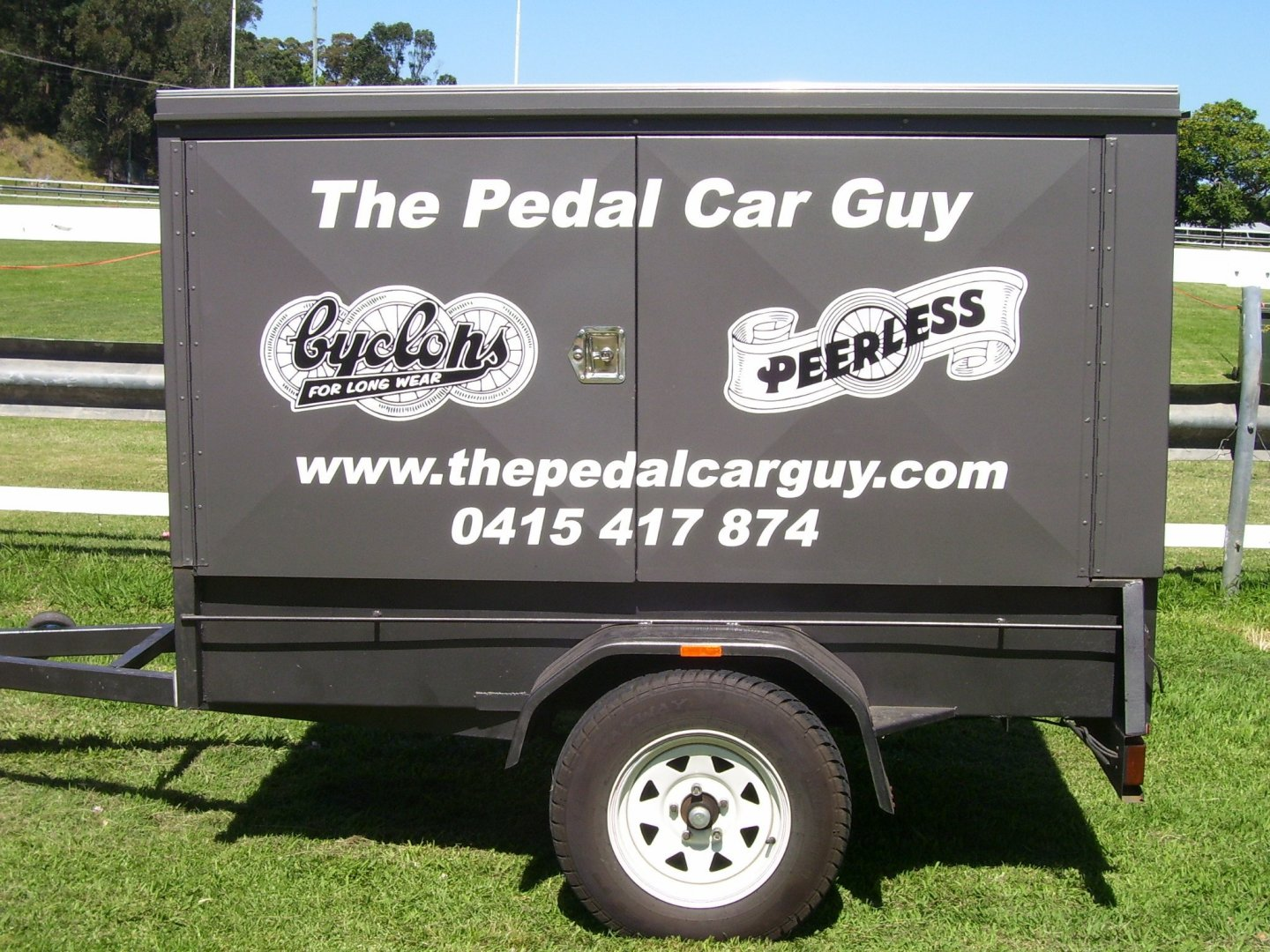 Dave The Pedal Car Guy